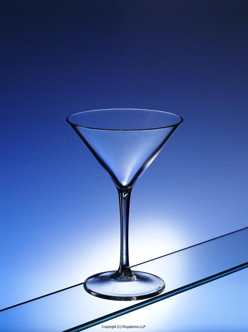 Black Amp White Martini Cocktail Glasses In Unbreakable