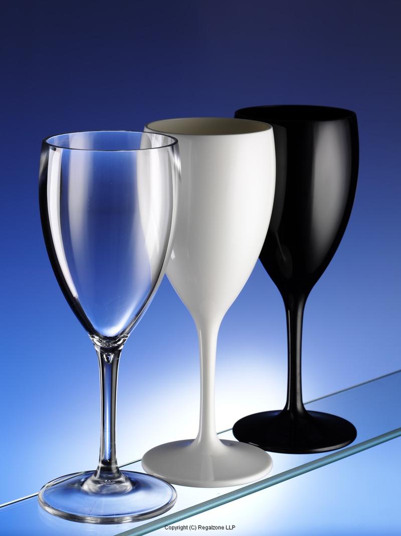 Black And White Wine Glasses Unbreakable Nipco Uk