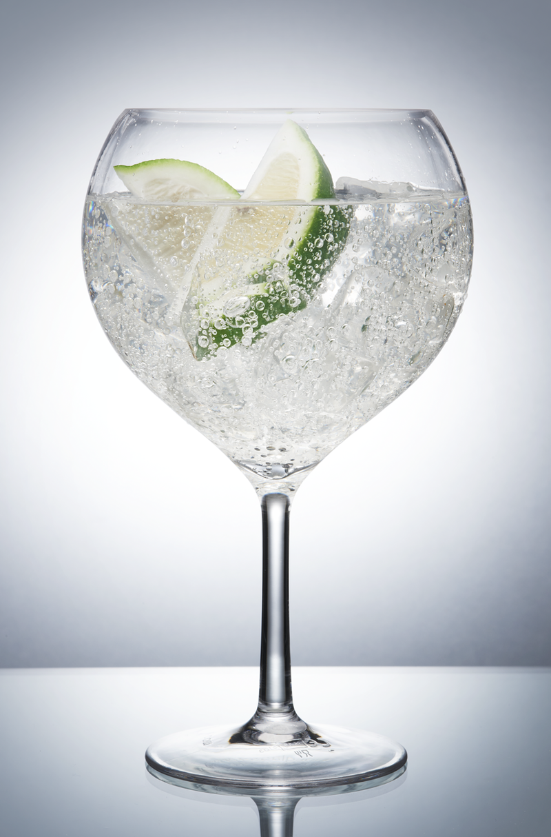 Polycarbonate Gin Glass Blow Moulded 700ml